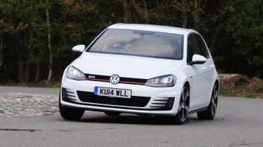 Best cars under £15,000  - Volkswagen Golf GTI