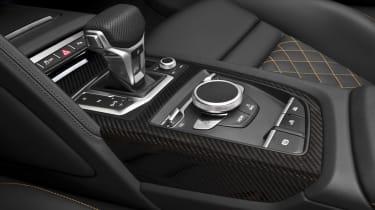 Audi R8 Spyder 2016 official - centre console