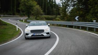 New Polestar 1 2020 driving