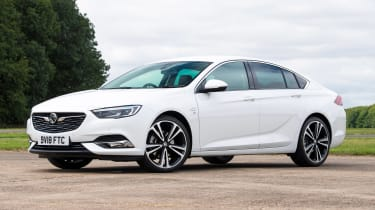 Vauxhall Insignia Grand Sport - front static