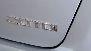 Audi A3 Sportback detail