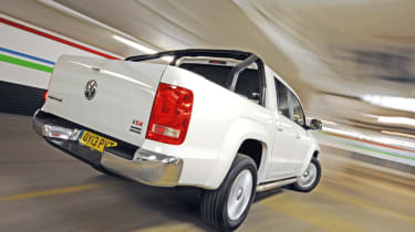 Volkswagen Amarok best pick-up
