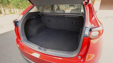 New Mazda CX-5 - boot