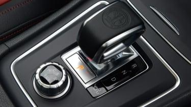 Mercedes-AMG A45 - mode select