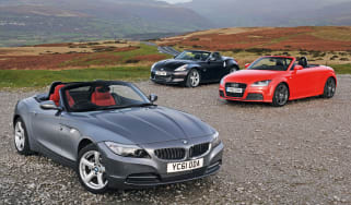 BMW Z4 vs rivals