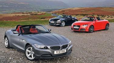 BMW Z4 vs rivals