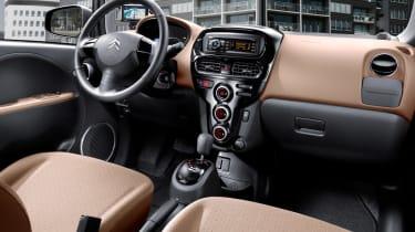 Citroen C-Zero interior