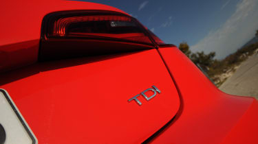 Audi A3 Sportback 1.4 TFSI headlight