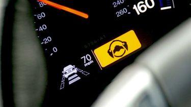 Honda Accord EX ADAS dash