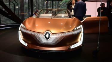 Renault Symbioz concept - Frankfurt front