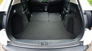 Honda HR-V - boot seats down