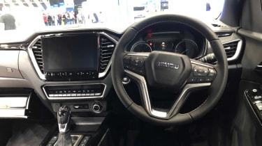 Isuzu D-Max AT35 2022 - interior
