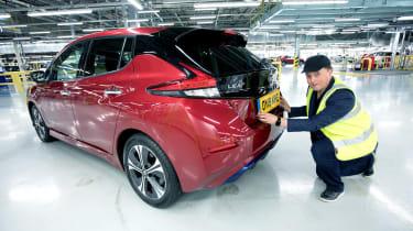 Nissan Leaf long termer first report - Steve Fowler