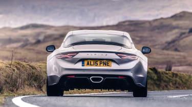 Alpine A110 Legende GT - full rear