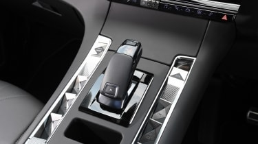 DS 7 Crossback - centre console