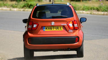 Suzuki Ignis - rear action