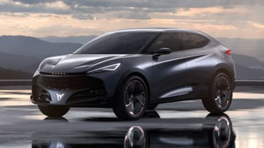 Cupra Tavascan - best new cars 2022 and beyond