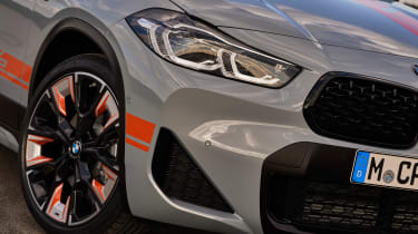 BMW X2 M Mesh Edition - front detail