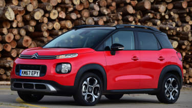 Citroen C3 Aircross - front static