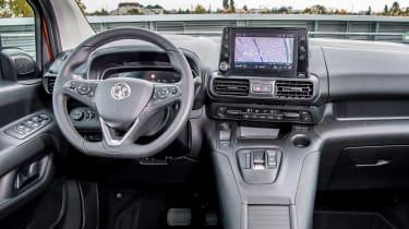 Vauxhall Combo-e Life - cabin