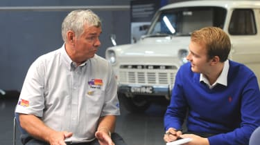 Ford Transit at 50 interview