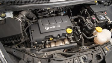 Used Vauxhall Corsa - engine