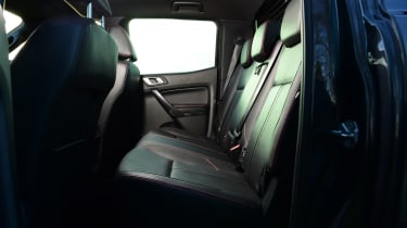 Ford Ranger Thunder - rear seats