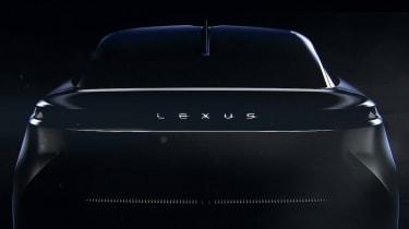 Lexus EV SUV