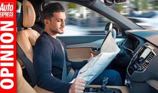 Opinion - driverless