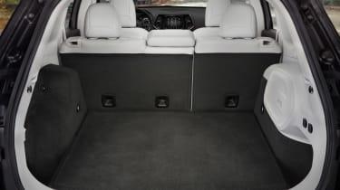 Jeep Cherokee - boot