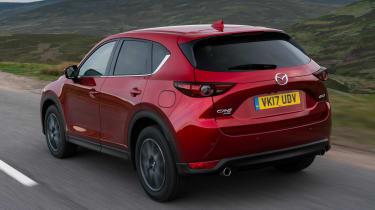 Mazda CX-5 2.0 - rear