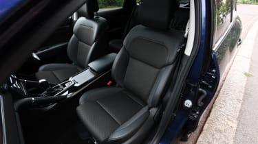 Renault Koleos - front seats