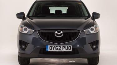 Mazda CX-5 used - full front