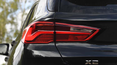 BMW X2 M35i - brake light