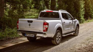 Renault Alaskan - rear static
