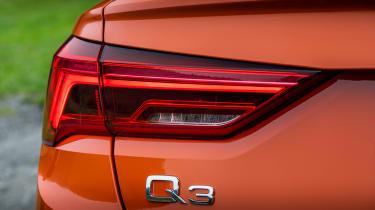 Audi Q3 Sportback - rear light