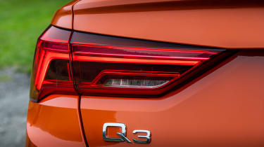 Audi Q3 Sportback - rear light