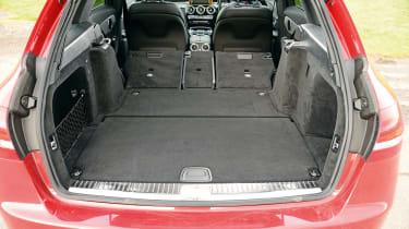 Mercedes-AMG C 63 Estate - boot