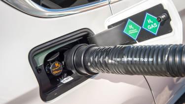 BMW 5 Series GT Hydrogen Fuel Cell - filler