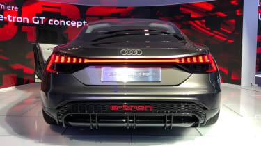 Audi e-tron GT -LA Motor Show - rear