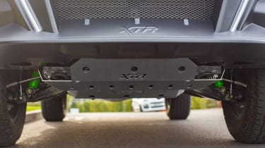 Isuzu D-Max XTR - skid plate