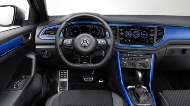 Volkswagen T-Roc R - dash studio