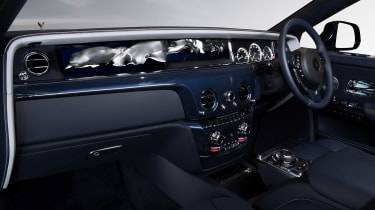 Rolls-Royce Phantom - A Moment in Time interior