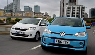Volkswagen up! vs Skoda Citigo - header