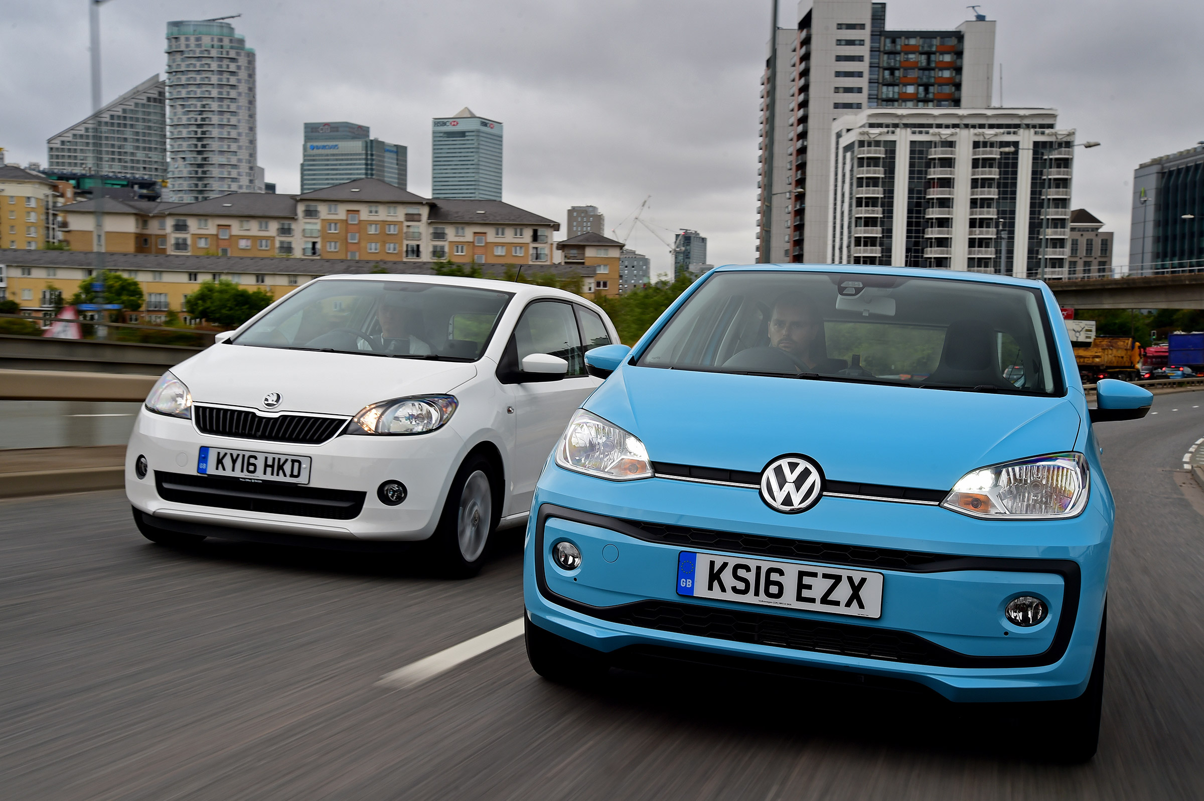 Twin City Mazda >> Volkswagen up! vs Skoda Citigo | Auto Express