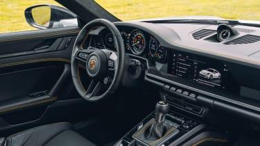 Porsche 911 GT3 Touring Package - cabin