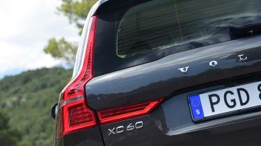 New Volvo XC60 - rear detail