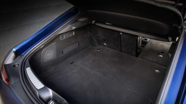 Mercedes-AMG GT 4-door - boot