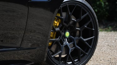 Lister LFT-C - wheel