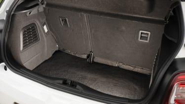 Citroen DS3 boot